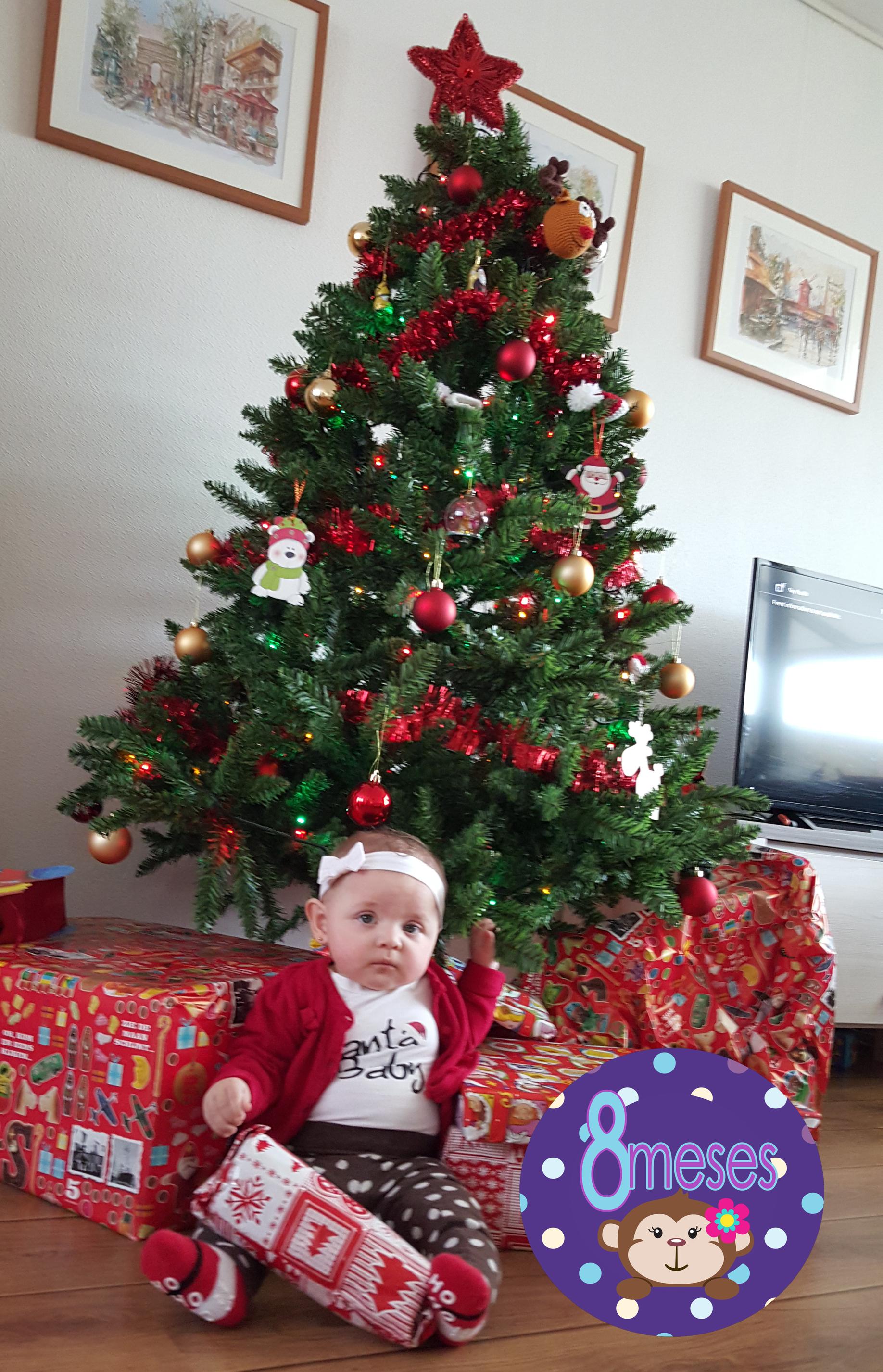 Samantha 8 months